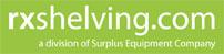 rx shelving.com- Pharmacy Design and Fixtures