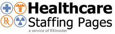 healthcare staffing pages